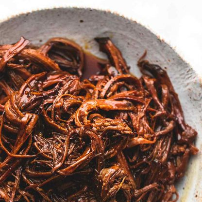 Pulled beef brisket - available to order online.
