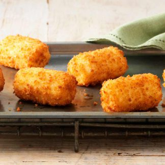 Bacon & Cheese Croquettes now available to order online.