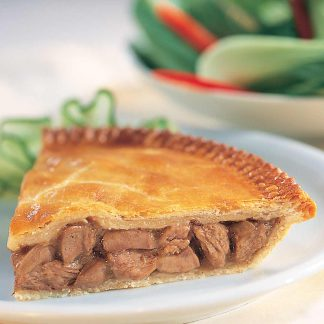 Steak and Kidney pie - the alternative pie! - Order online today!