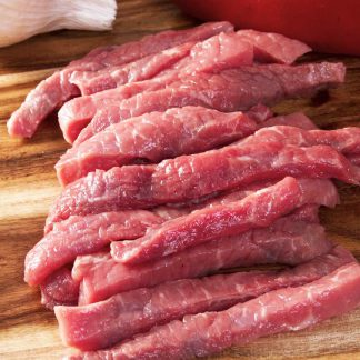 Steak Strips - available for home delivery