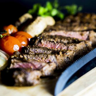 Steak night for two, luxury dinner for two - order online today